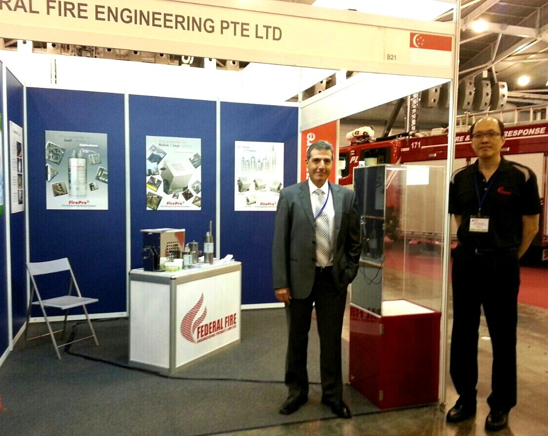 FIRE DISASTER ASIA 2014