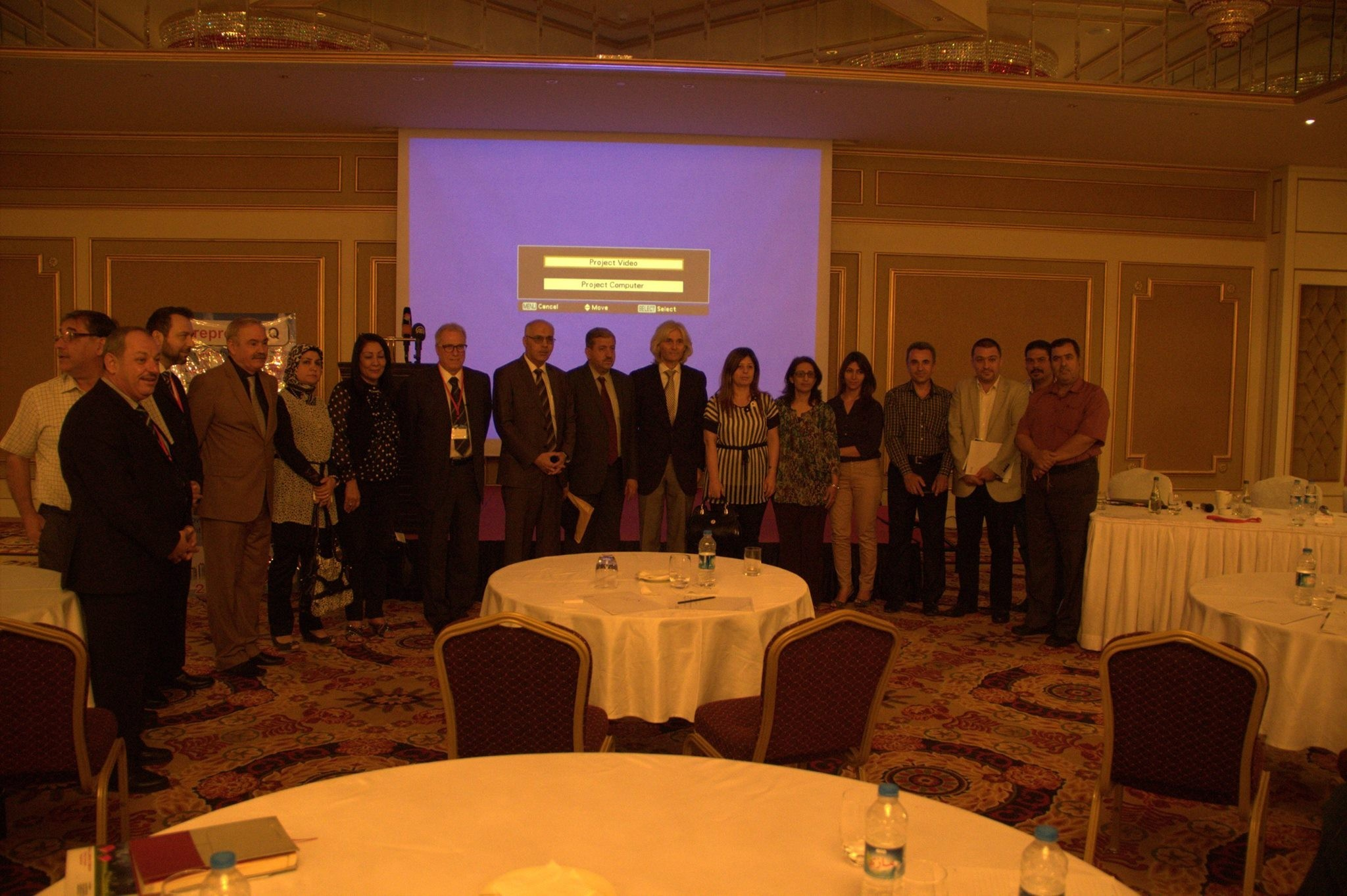 FirePro Travels to Erbil