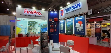 Fire & Safety India 2019