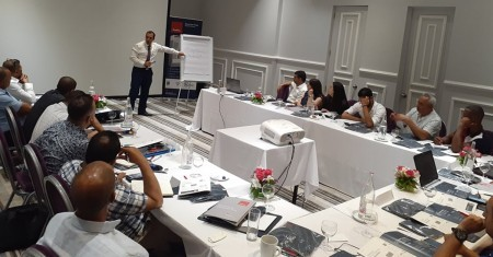 Training in Tunisia