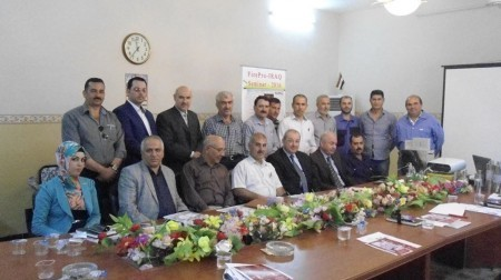 FirePro Iraq - Seminar at Kirkuk