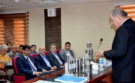 FirePro Iraq Hosts Seminar