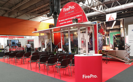 FirePro UK Mobile Demonstration