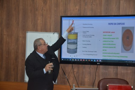 Seminar for Ministry of Health in Iraq