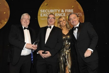 Fire & Security Excellence Award 2019