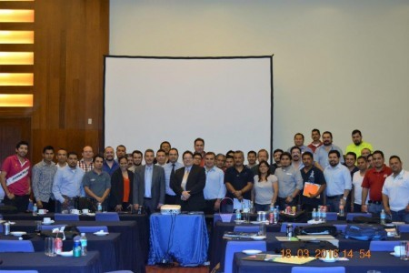 FirePro Training in Mexico