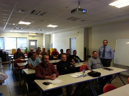 Technical Training In Plovdiv Bulgaria