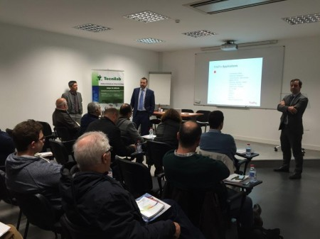 Workshop with Tecnilab FirePro Portugal