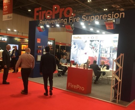 FIREX International 2018