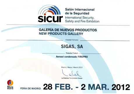 sicur Award