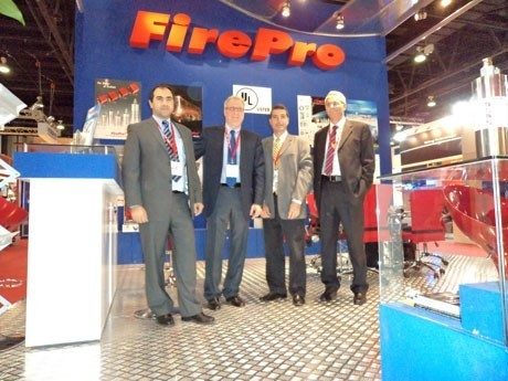 INTERSEC DUBAI 2012